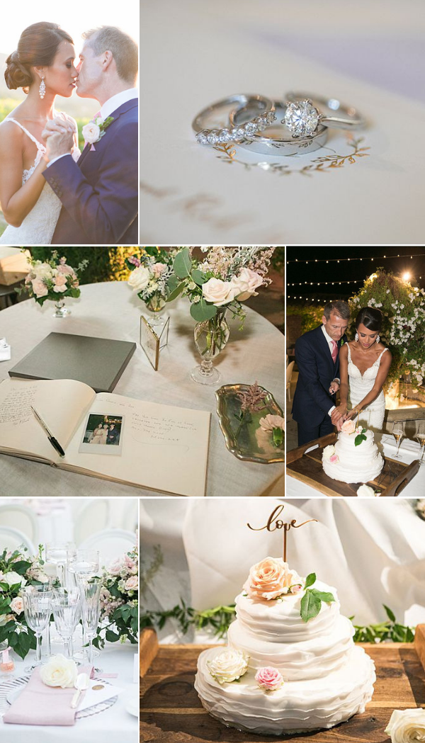 British Canadian wedding in Provence Snapshot