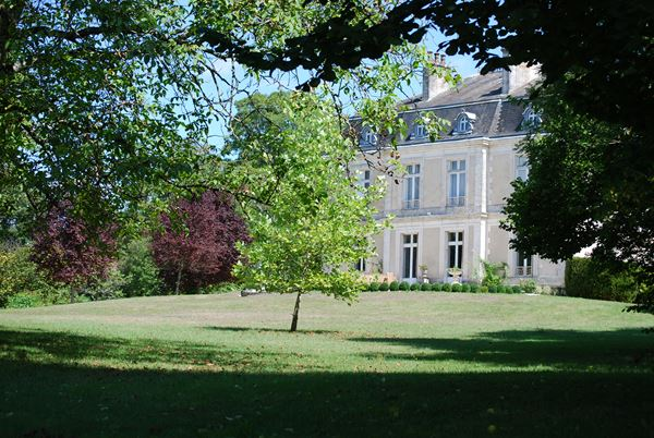 Chateau La Gauterie 07