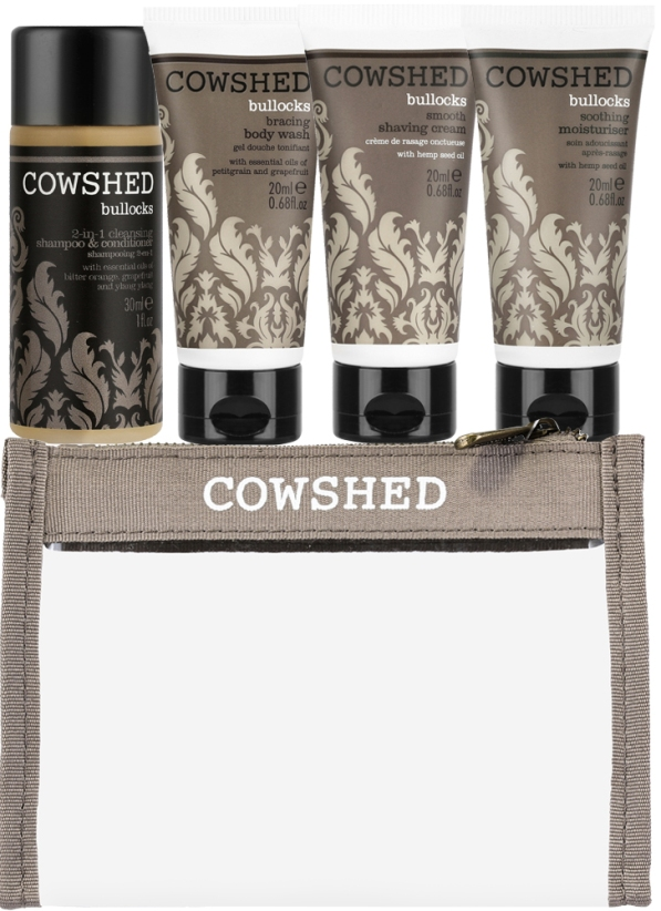 Christmas Beauty Gifts Cowshed Pocket Cow Bullocks