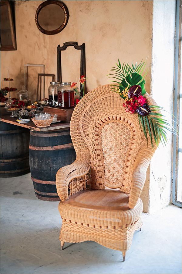 Dare to be Different wedding inspiration in France Decor