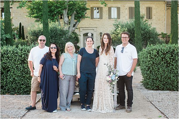 Destination Wedding Provence France Vendors