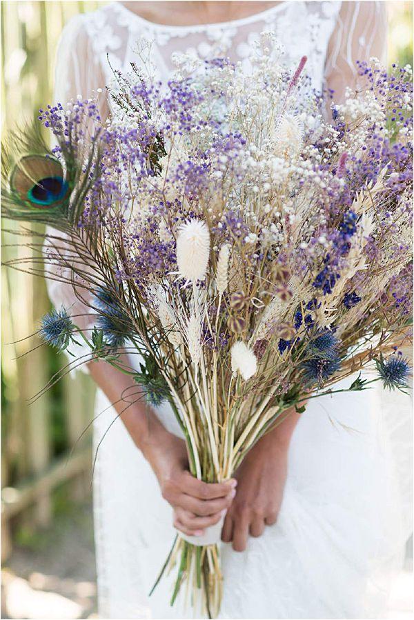 Elegant Versailles Wedding Inspiration Bouquet