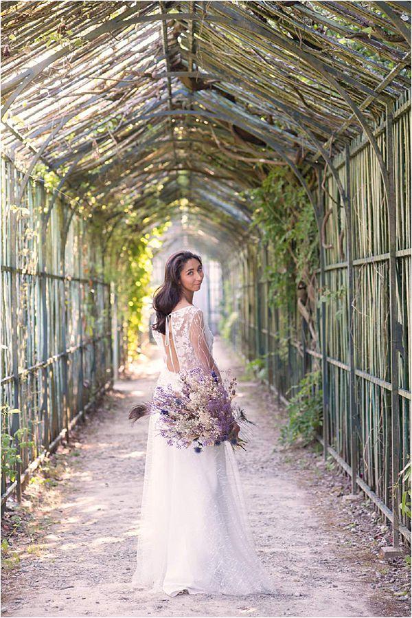 Elegant Versailles Wedding Inspiration Garden