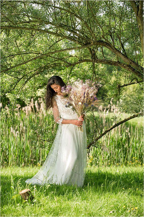 Elegant Versailles Wedding Inspiration Bride