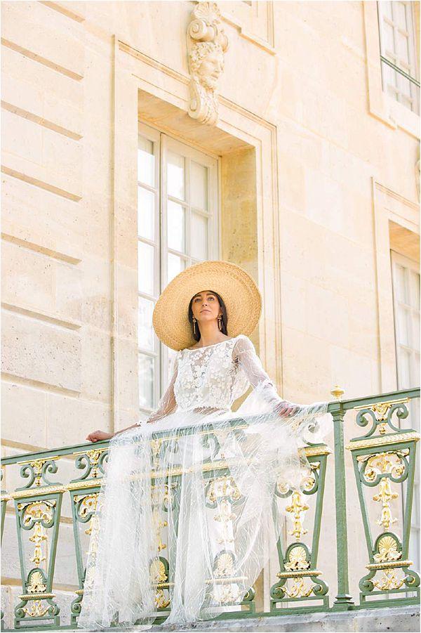 Elegant Versailles Wedding Inspiration Venue