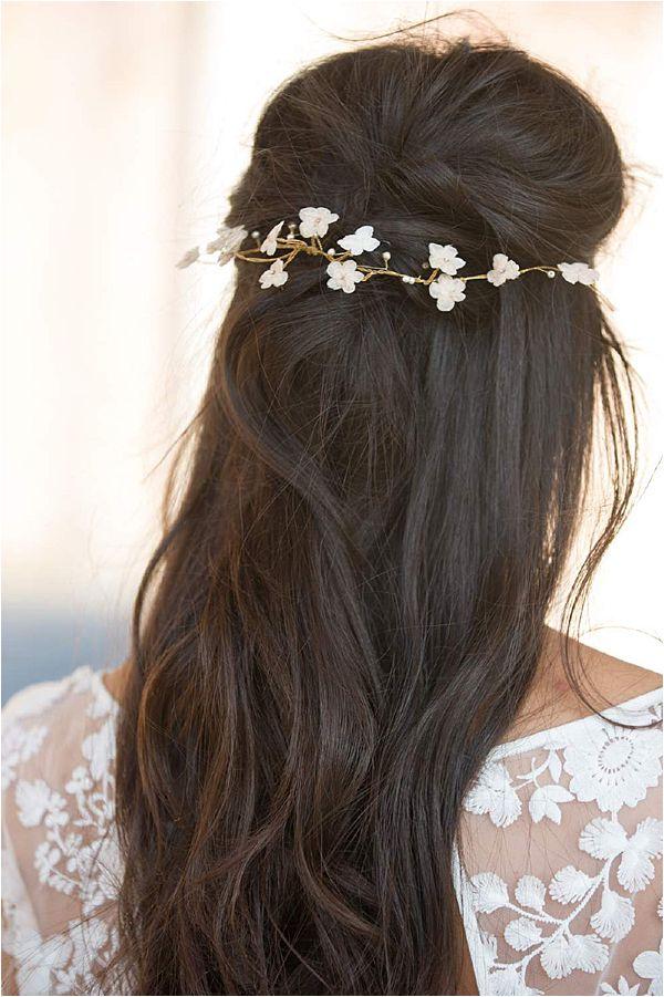 Elegant Versailles Wedding Inspiration Hair Style
