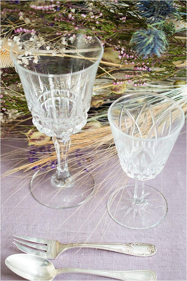 Elegant Versailles Wedding Inspiration Table Designs