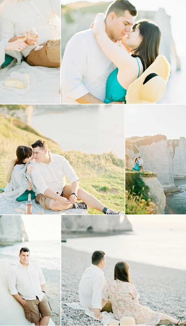 Elopement in Normandy France Snapshot