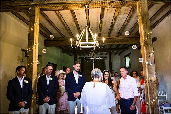 Enzoani bride for real wedding at Chateau La Gauterie 0796