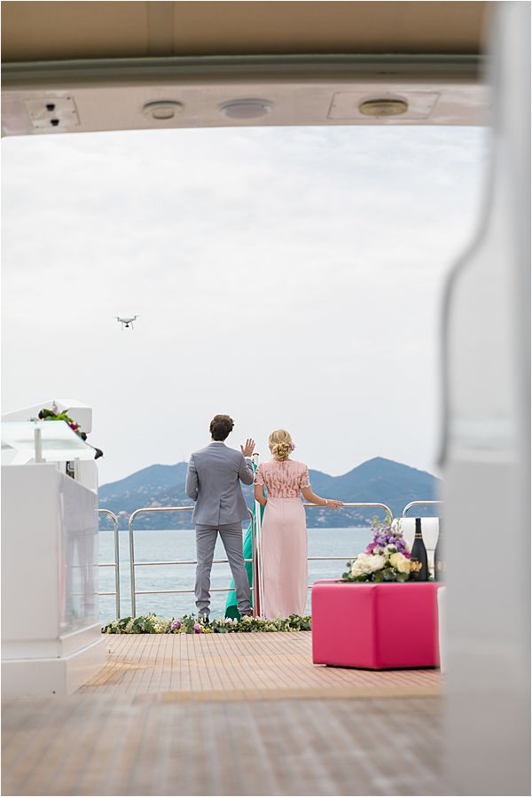 Exclusive Yacht wedding and anniversaries in France Yacht