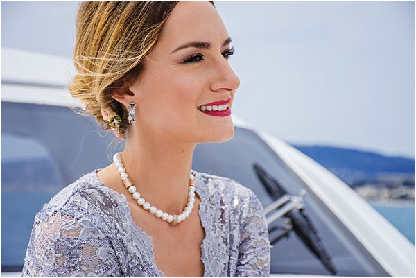 Exclusive Yacht wedding and anniversaries in France Bride