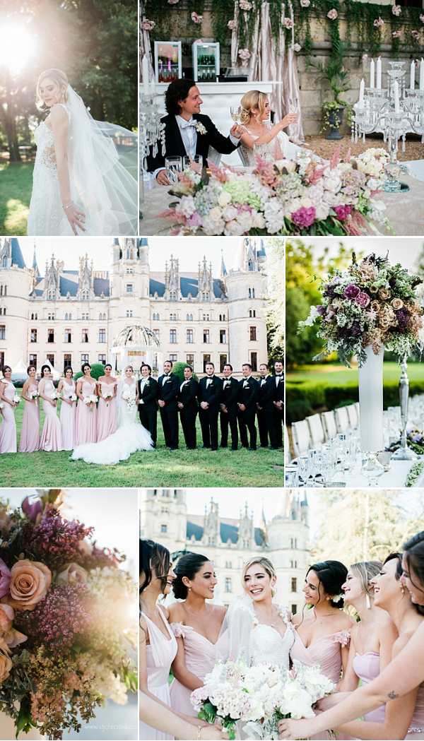 GALIA LAHAV WEDDING AT CHATEAU CHALLAIN FRANCE