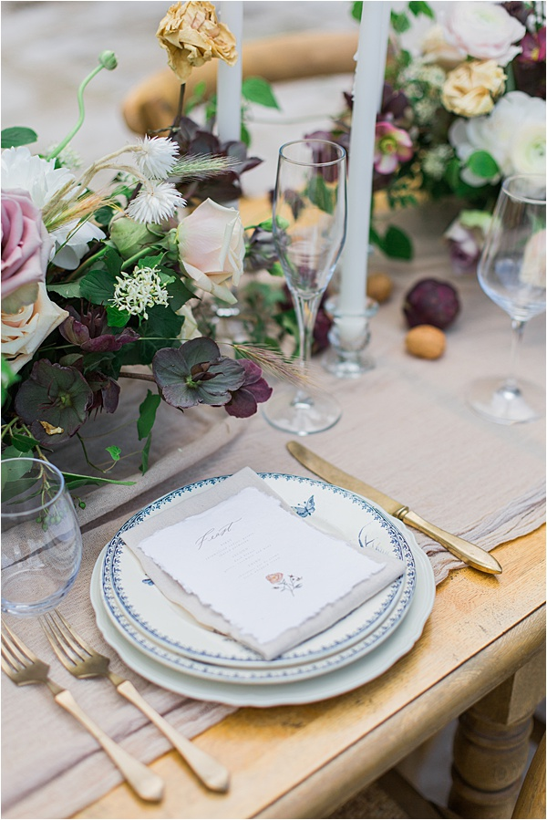 Galia Lahav Table Setup
