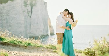 M&D36 Romantic French Elopement in Normandy France
