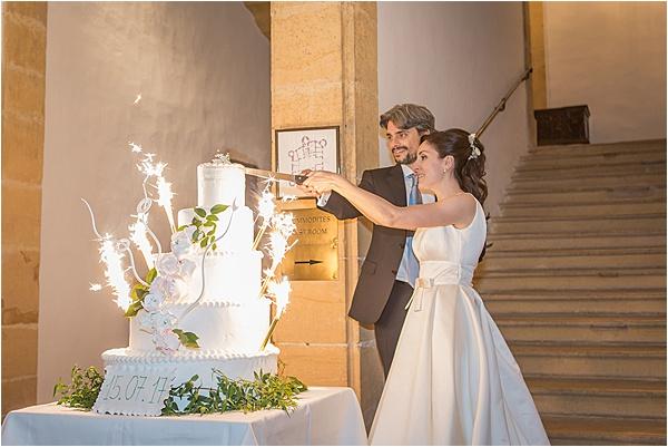 Chateau de Bagnols Cake