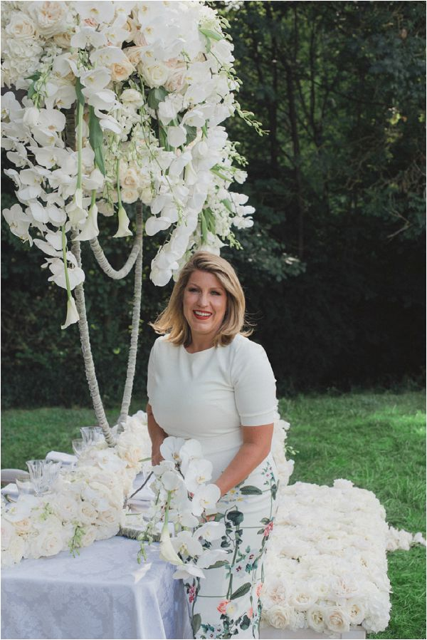 Paula Rooney Luxury Wedding Floral Designer France, on French Wedding Style