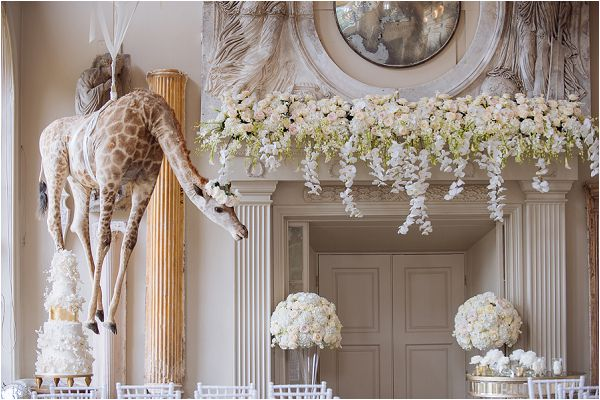 Paula Rooney Wedding Floral Designer Aynhoe Park, on French Wedding Style