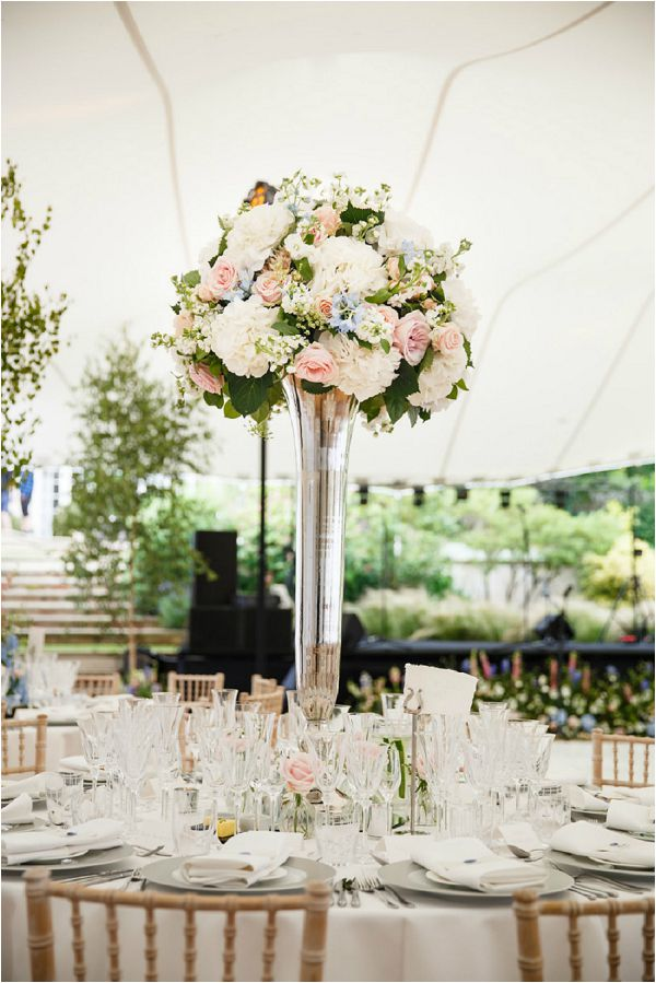 Paula Rooney luxury pastel wedding flowers in France
