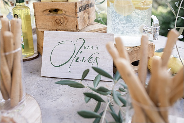 Italian and Provencal Inspired Wedding Design