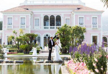 6 Elian Concept Weddings Wedding planner Getting married in France Les Studios Love Story Villa Ephrussi de Rothschild