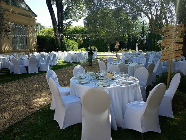 Chateau Wedding Venue Chateau Rieutort