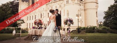 Chateau Challain – Second Top
