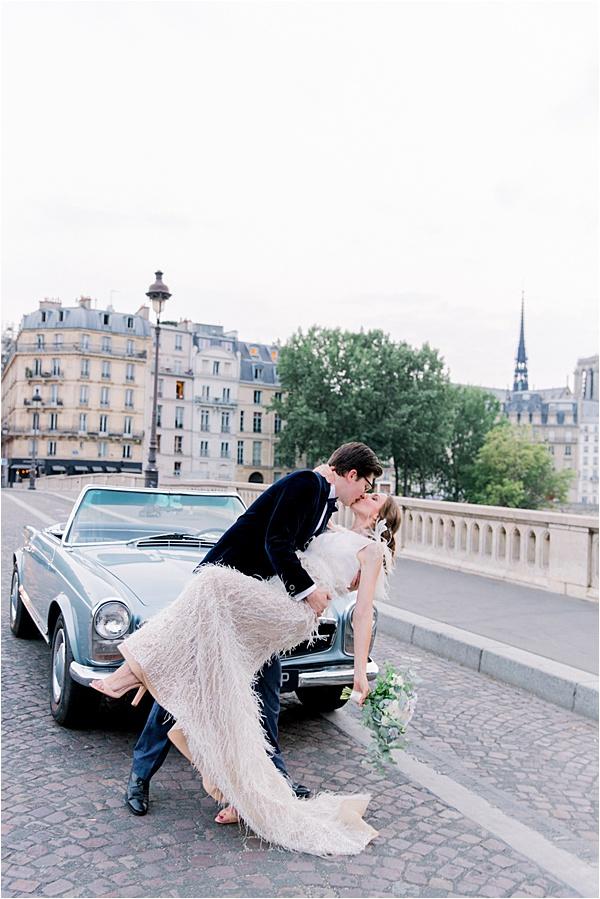 Daria Lorman Photography Olga&Cedric Paris Vintage Elopement 71 Celestina Agostino 2018