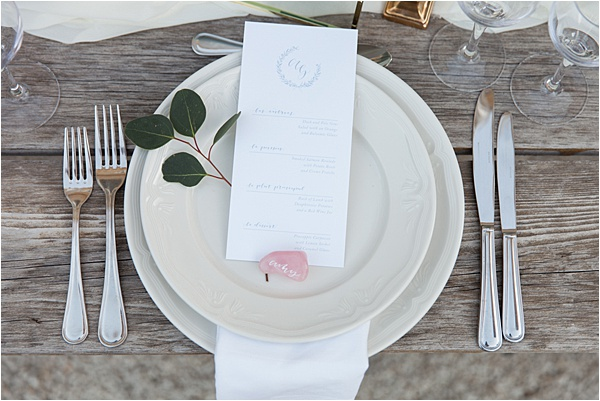 Classic French Wedding at Domaine d'Essendieras Plates