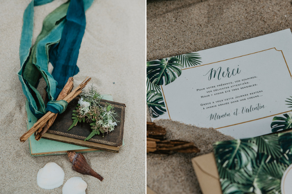 Beach wedding ideas Stationery