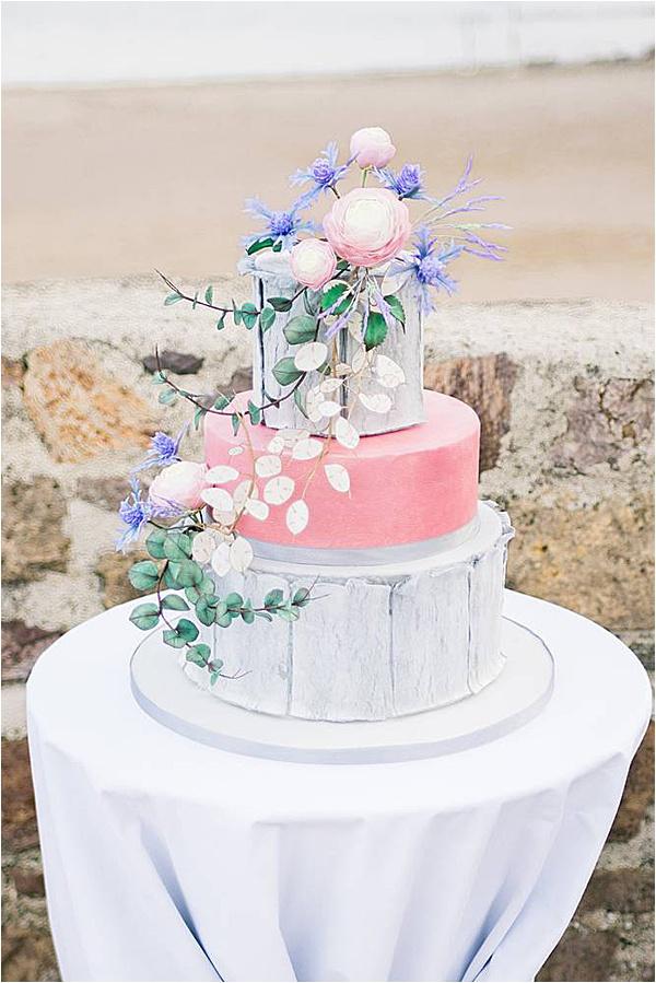 La Napoule wedding Cake