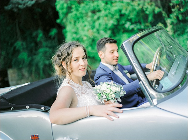 Wedding Mougins Couple