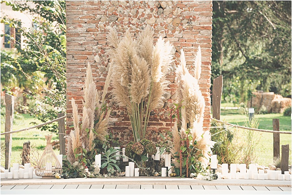 Floor Circle Arch for 2019 Wedding Trends