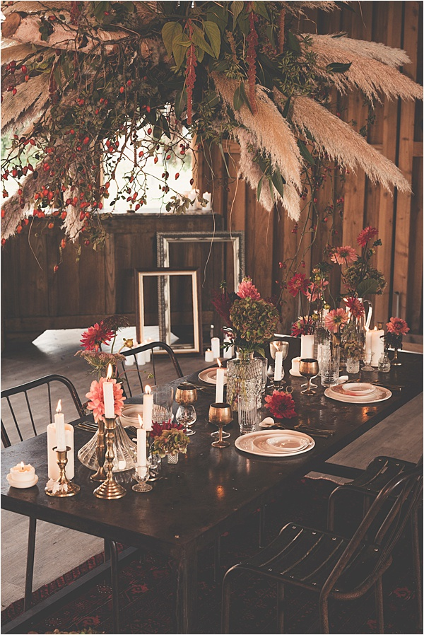 Elegant Dinner Design for 2019 Wedding Trends