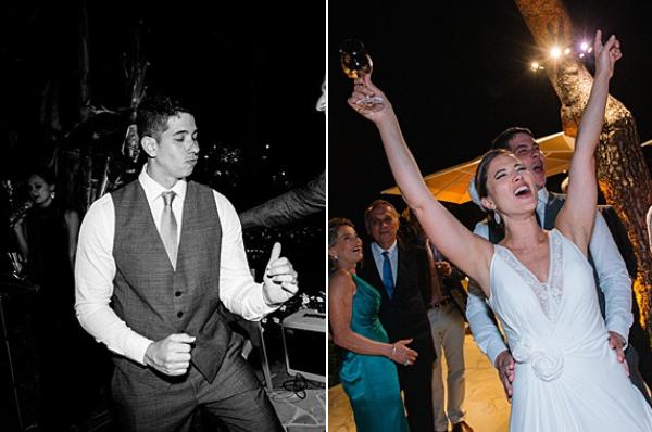 Grand Hôtel du Cap Ferrat Wedding Party