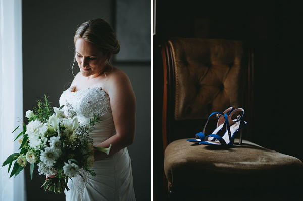 wedding in Pezenas - Bridal Bouquet and Shoes