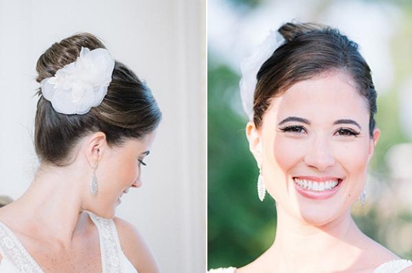 Grand Hôtel du Cap Ferrat Wedding Hair and Make-up