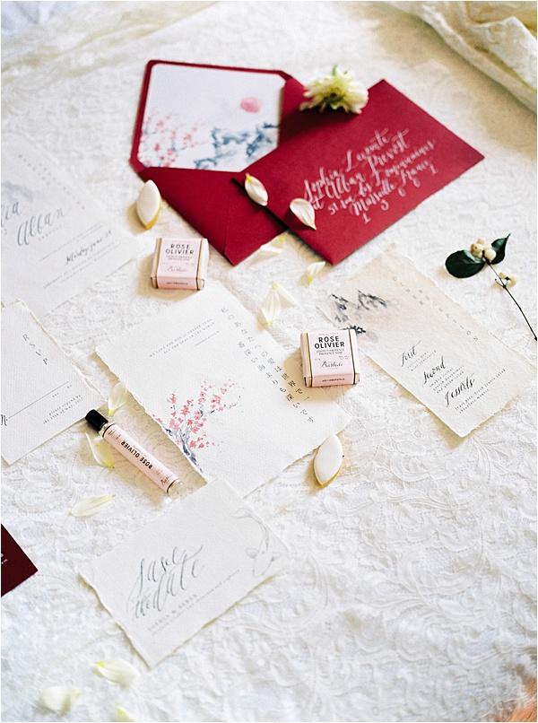 Aurelie Mey Bride - Handmade Paper Stationery