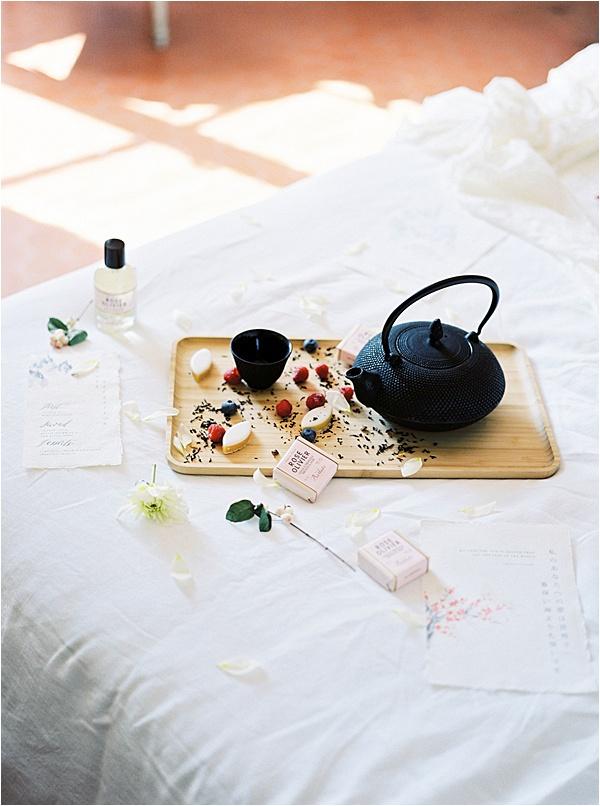 Aurelie Mey Bride - Tea Bar Design