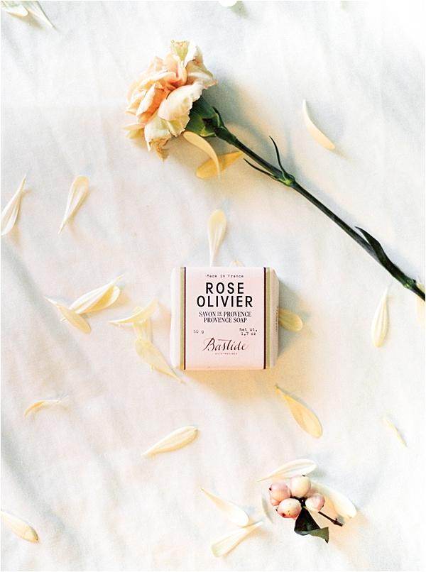 Aurelie Mey Bride - Soap Favors