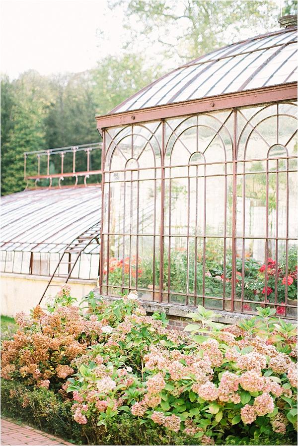 Château de Verderonne wedding Garden