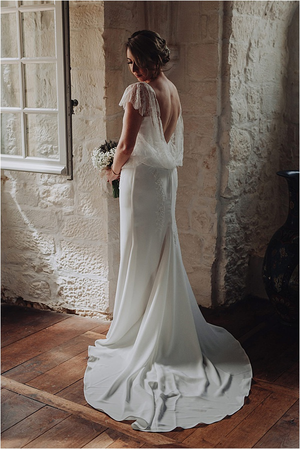 Cymbeline wedding dress - Vintage Bridal Dress on French Wedding Style
