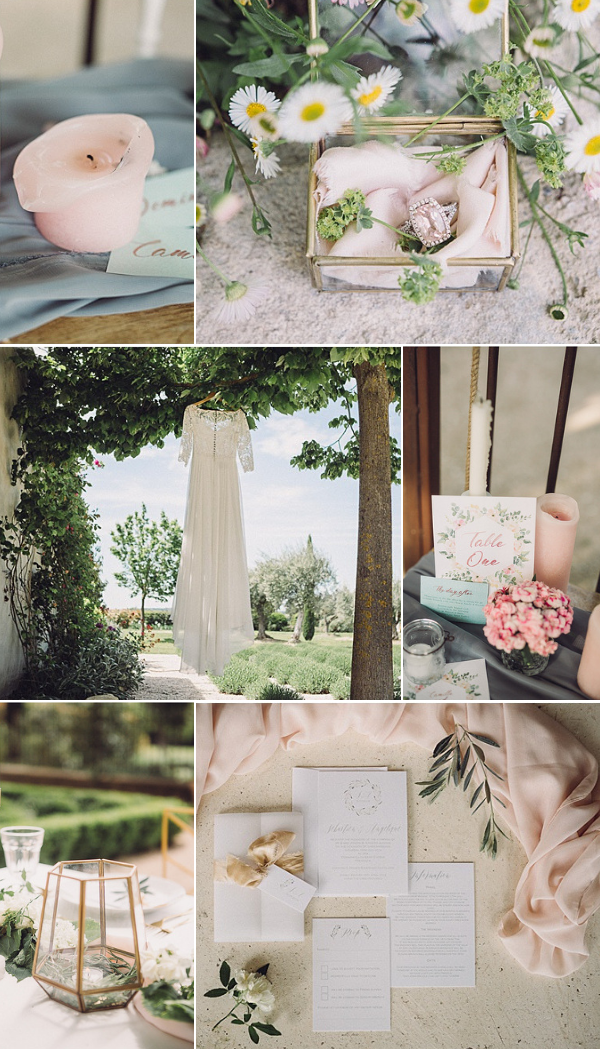wedding in Provencal Beauty Snapshot