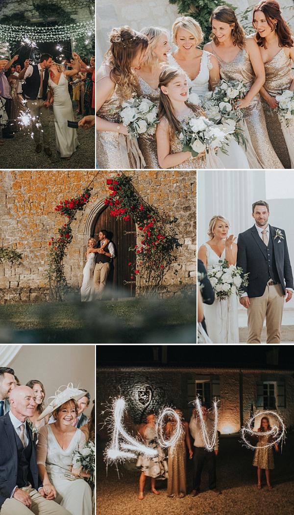 wedding in Bergerac Snapshot