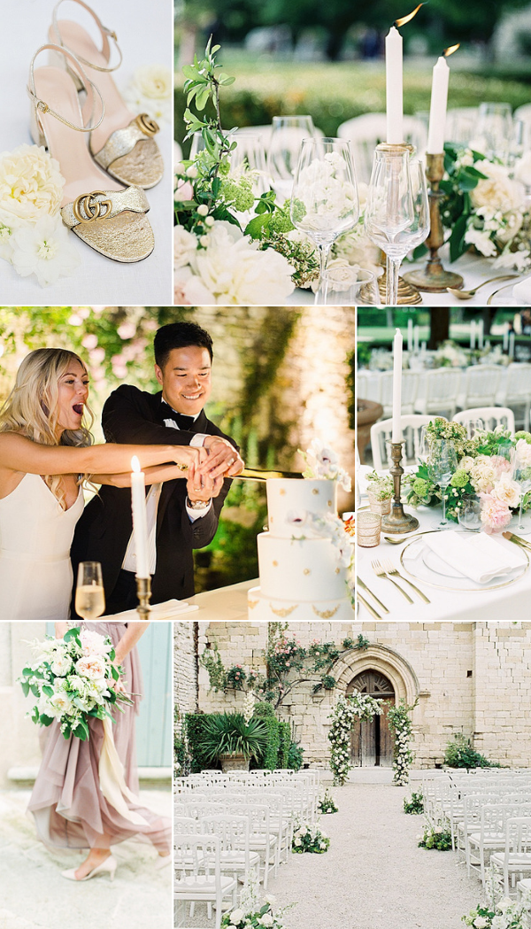 Fine Art French Wedding - Snapshot