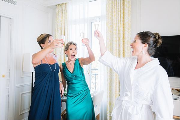Grand Hôtel du Cap Ferrat Wedding Bride