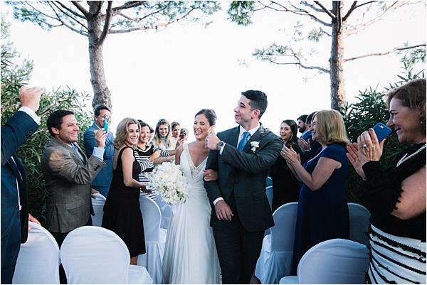 Grand Hôtel du Cap Ferrat Wedding Couple