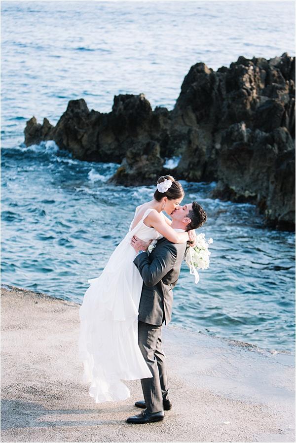 Grand Hôtel du Cap Ferrat Wedding Beach