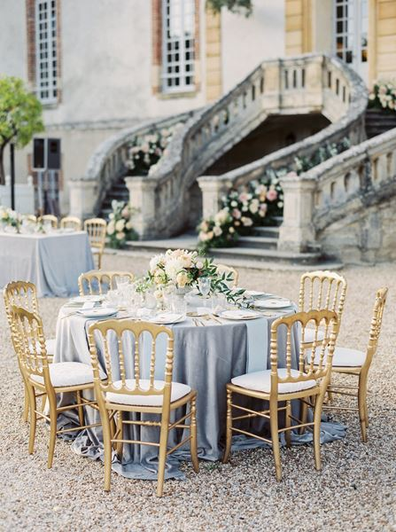 Jennifer Fox Weddings Luxury Wedding in France