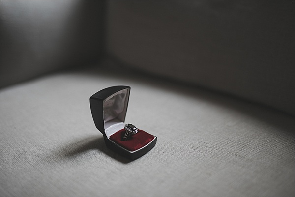 Normandy wedding Engagement Ring
