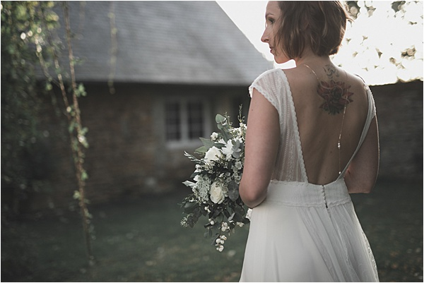 Normandy wedding Wedding Dress